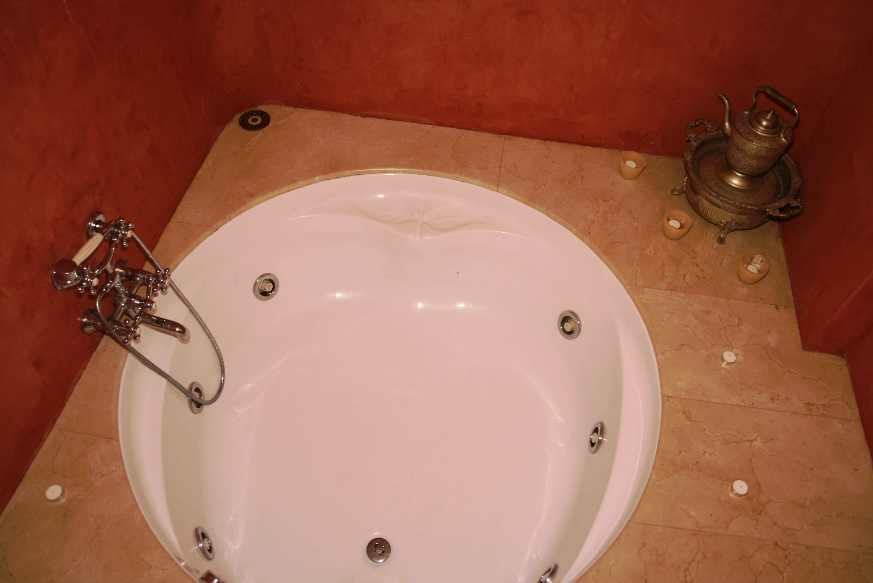 Jacuzzi de Junior Suite Abenamar - 1